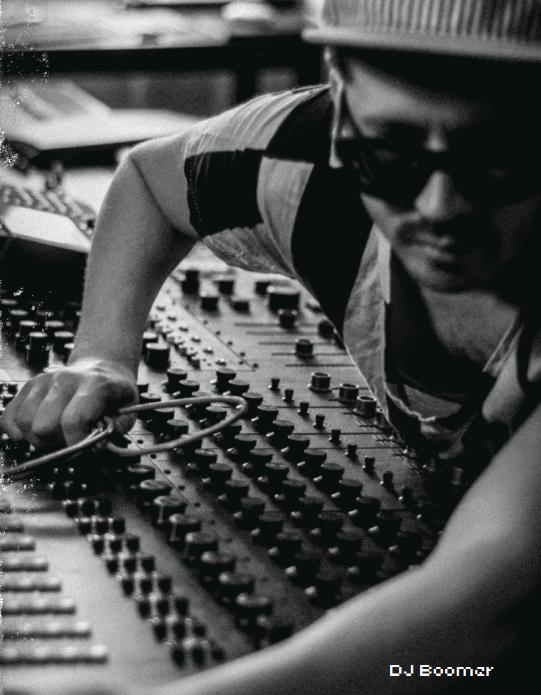 фото из архива DJ Boomer