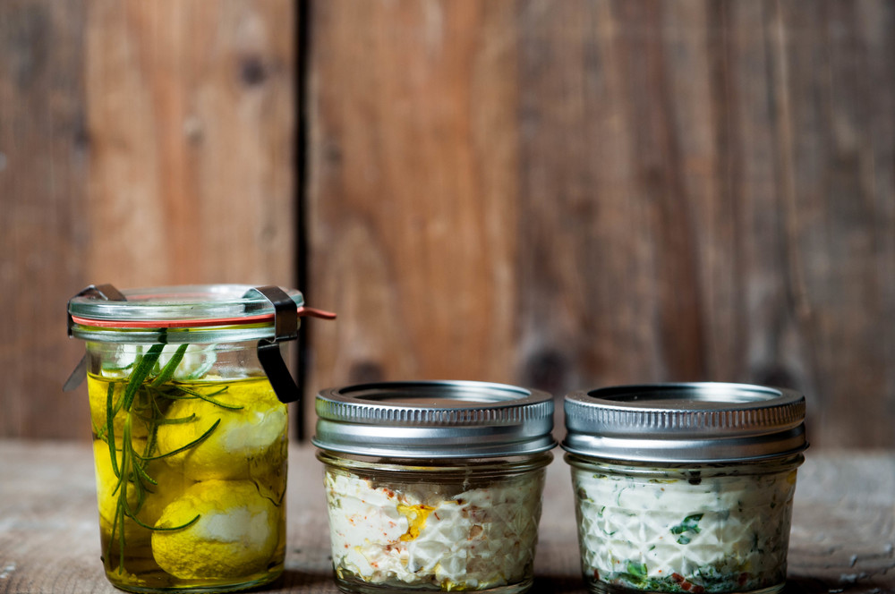 PRESERVED LABNEH SPREADS