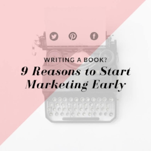 9 important reasons to start building an author presence right now.
