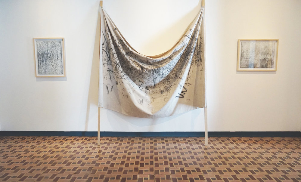 View of Del Natural. Curated by Luis Moises Pérez, Museo San Juan, 2016