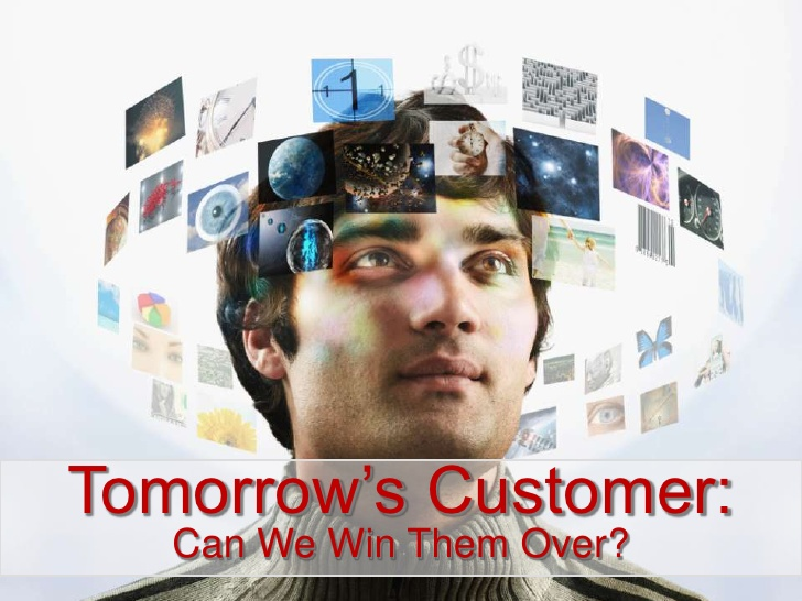 tomorrow's customer