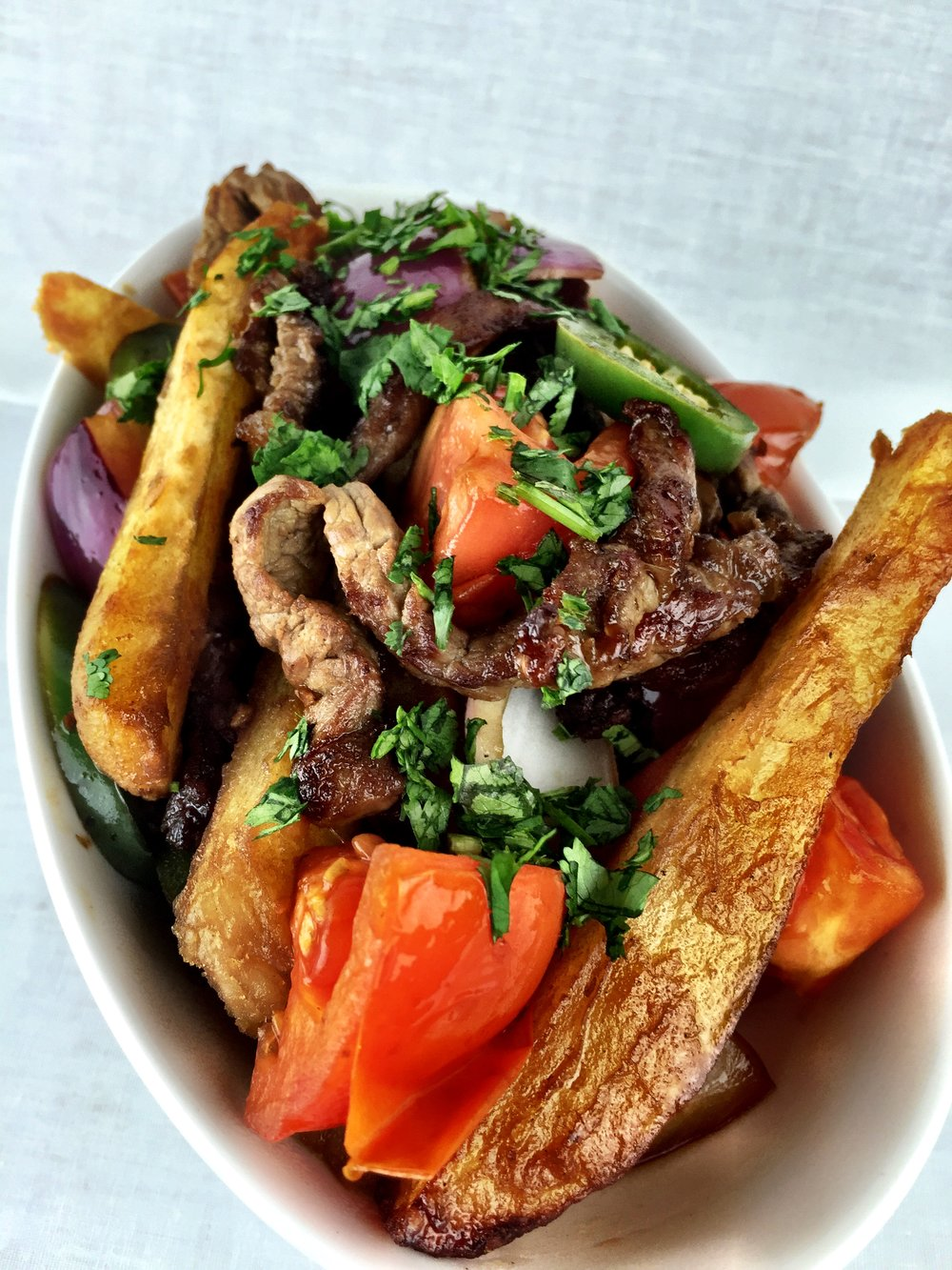 The Peruvian Fries!