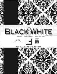 "February 2011 ""Black and White Sale"""
