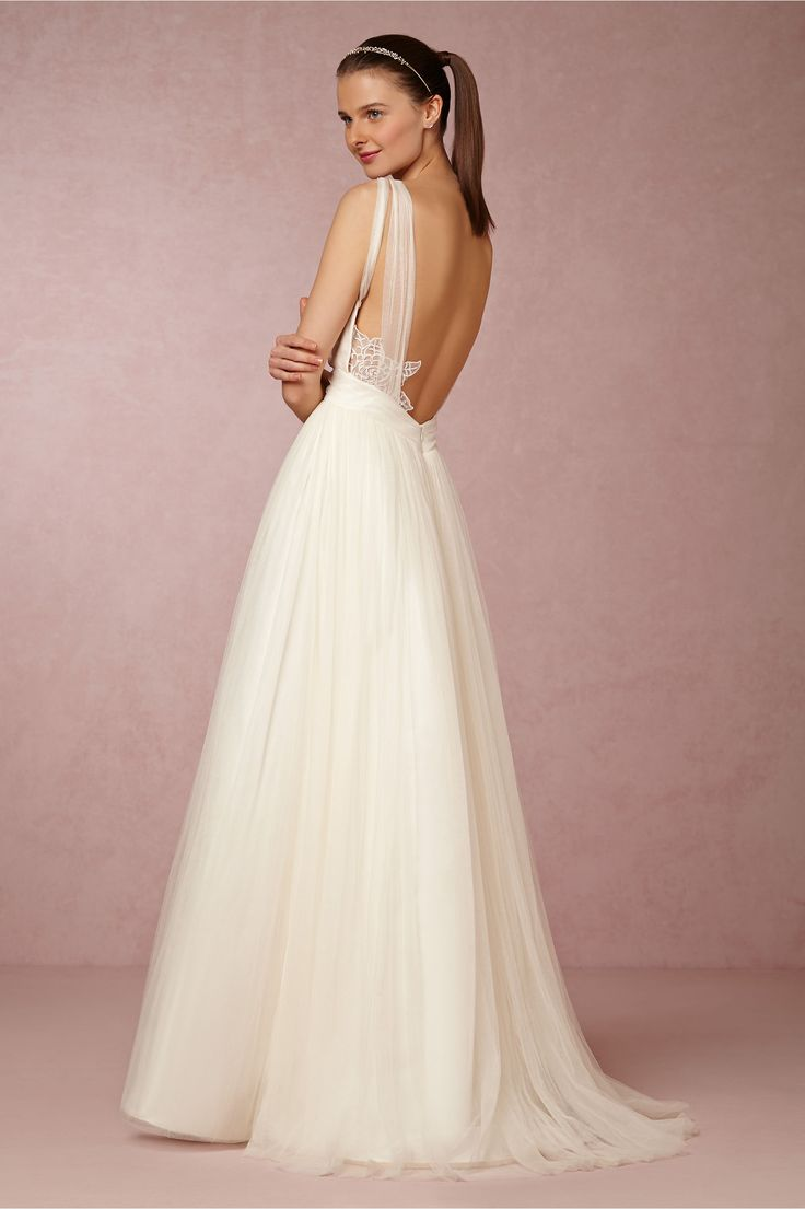 Aimee gown for BHLDN