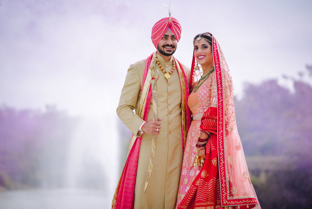 PUNJABI WEDDING IN CHANDIGARH