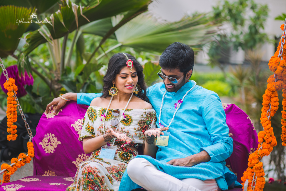 Mehndi Couple Shoot | Bangalore Wedding Photographer-1-5.jpg
