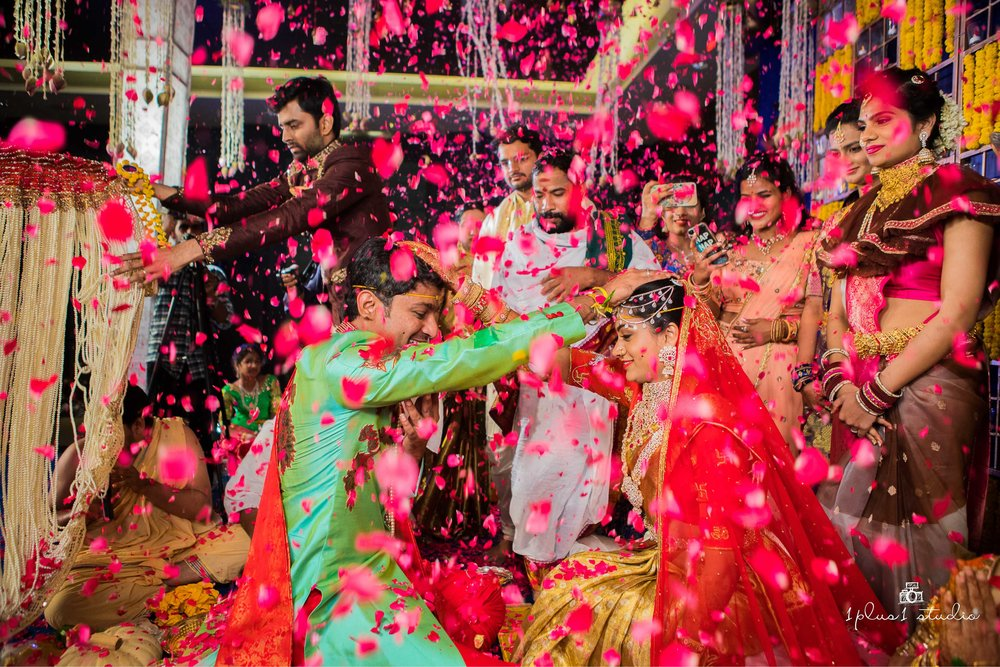 Temple bay Mahabalipuram  Telugu Wedding129.jpg