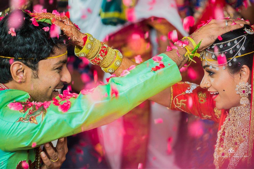 TELUGU DESTINATION WEDDING IN MAHABALIPURAM