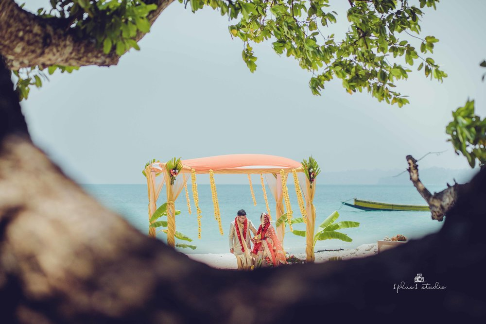 ANDAMAN WEDDING WITH NO GUESTS