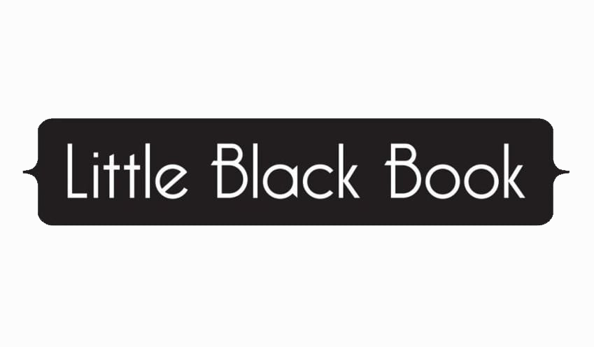 Little black book logo.png