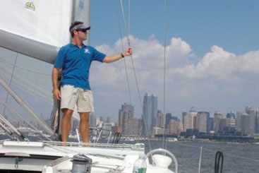 Youth programs sailing instructor