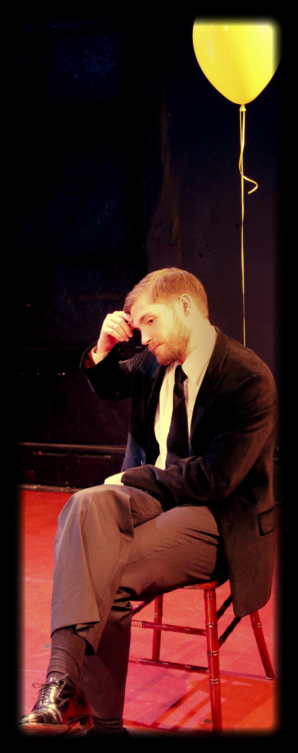 Ivanov  with Hunger and Thirst Theatre photo © Britannie Bond