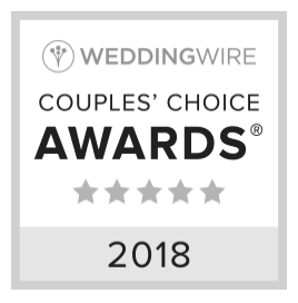 Callista and Company Wedding Wire Couples Choice Awards