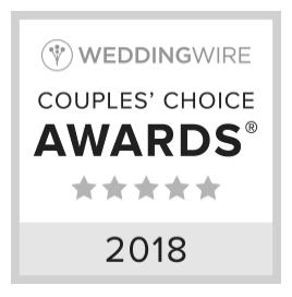 Callista and Company Wedding Wire Couples Choice Awards