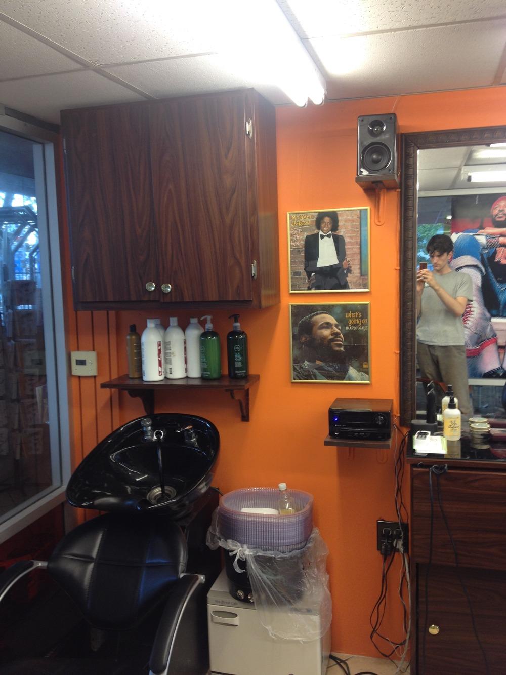 70's Barbershop After 2
