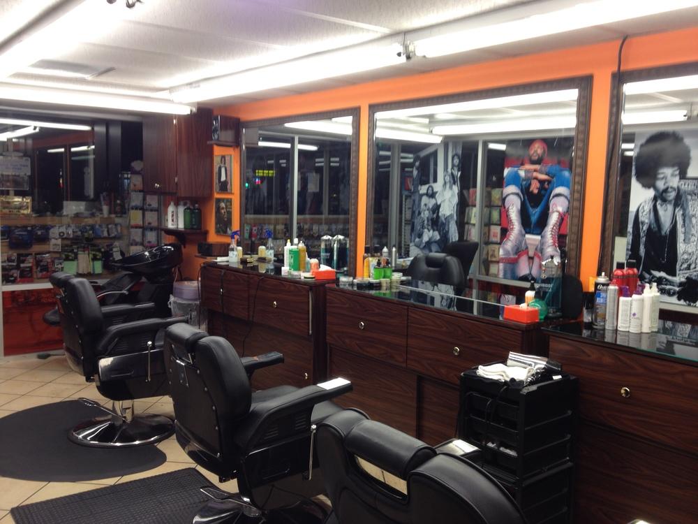70's Barbershop After 1