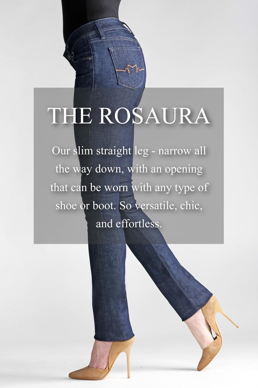Sebastian McCall Straight Leg Jeans