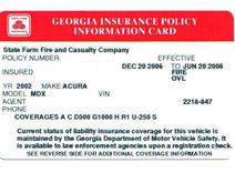 State Farm Family Policy Car Insurance