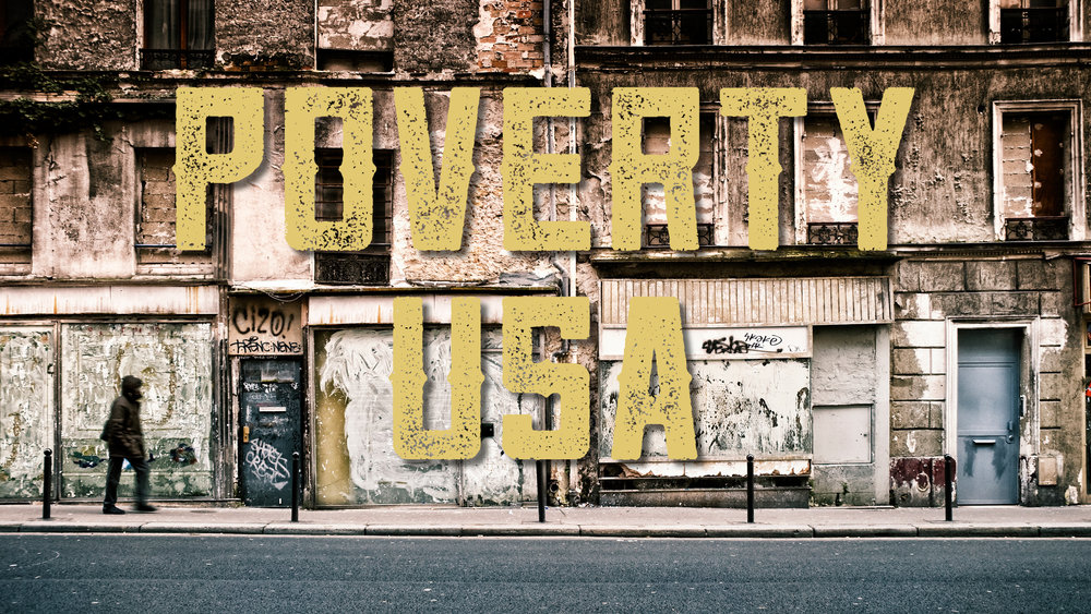 Dramatic Rise In America's Extreme Poverty Rate