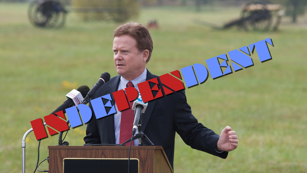 Jim Webb Drops Run For Democratic Nomination