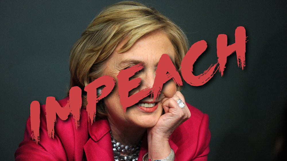 North Carolina Republicans Would Impeach Hillary Clinton