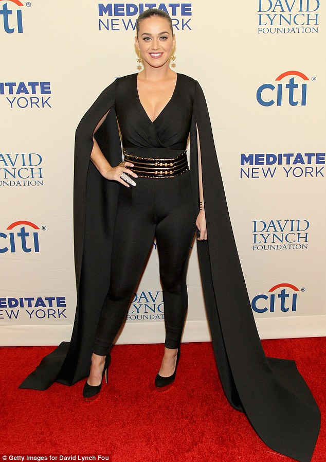 Client: Katy Perry, Stylist: B. Akurland, Celebrity Tailoring