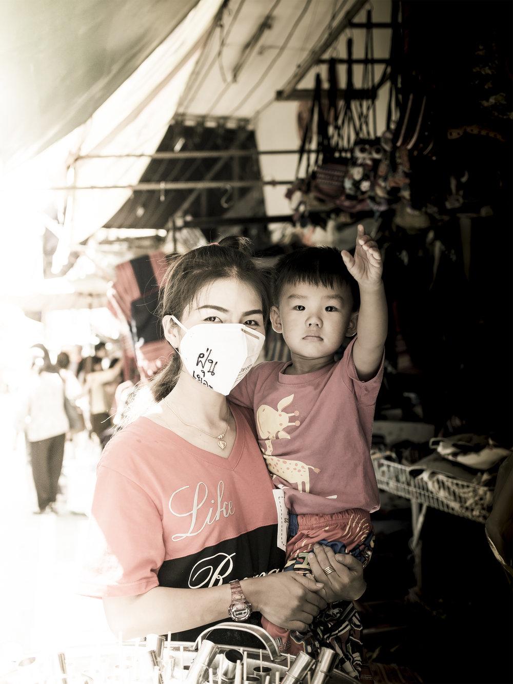 """นิด Nit  23  เชียงใหม่ Chiang Mai  """"มีฝุ่นเยอะ"""" """"Dusty"""""""