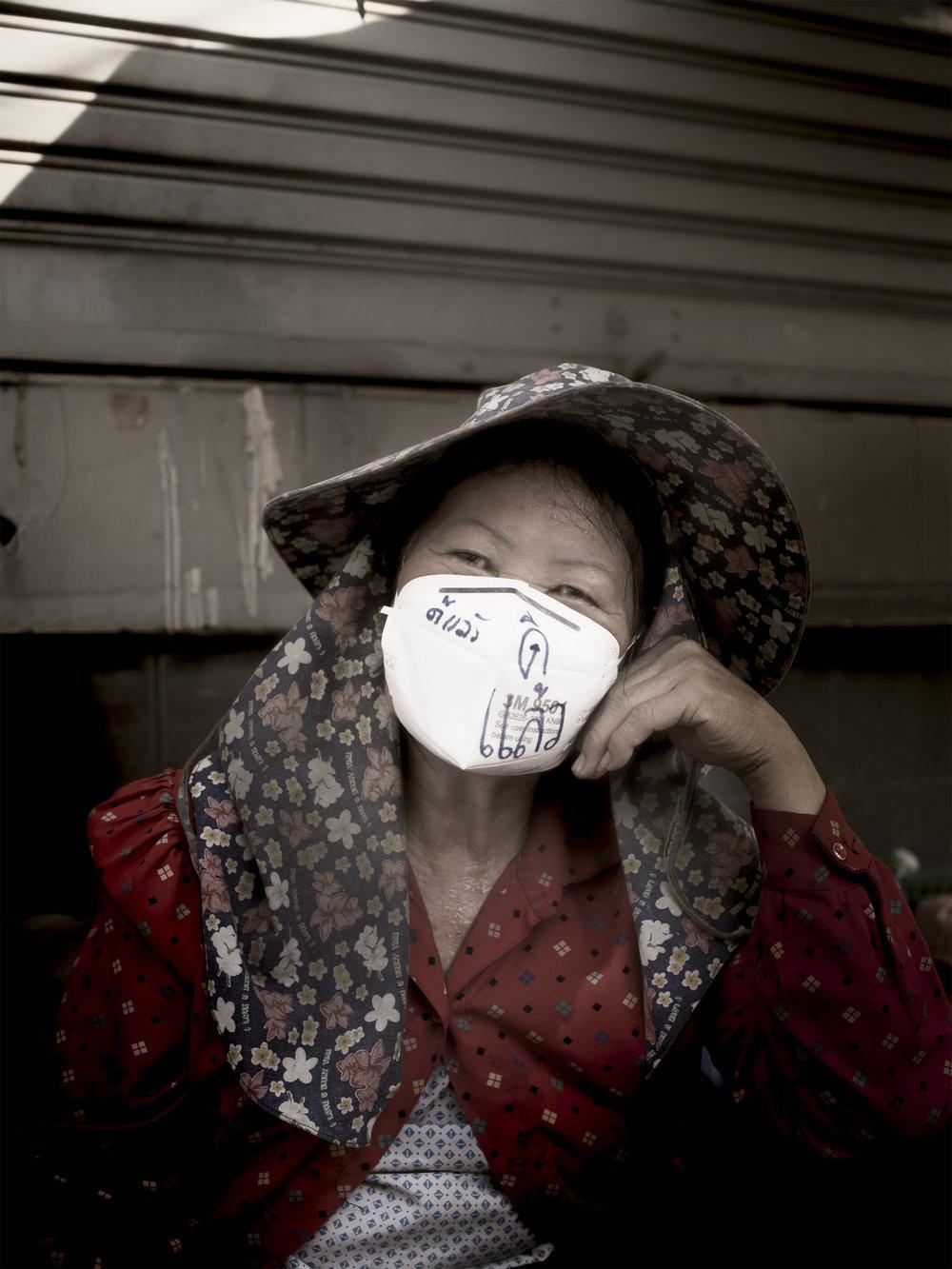 """เพน Pen  80  เชียงราย Chiang Rai  """"ดีแล้ว"""" """"Good now"""""""