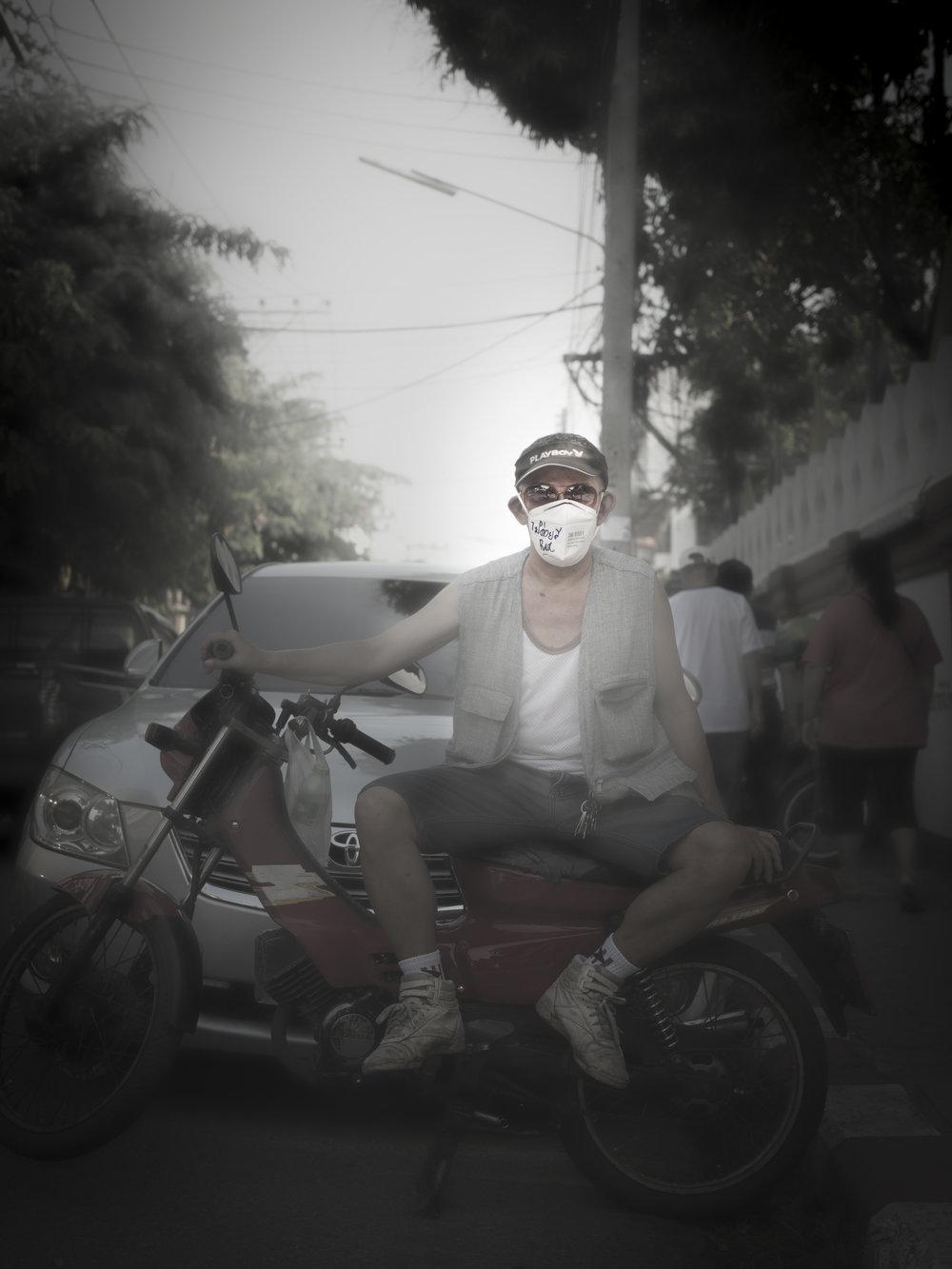 """เอก Aehk  57  เชียงใหม่ Chiang Mai  """"ไม่ค่อยดี"""" """"Not that good"""""""