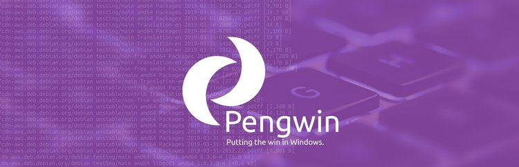 Exploring Windows Subsystem for Linux with Pengwin and X410 — Mark