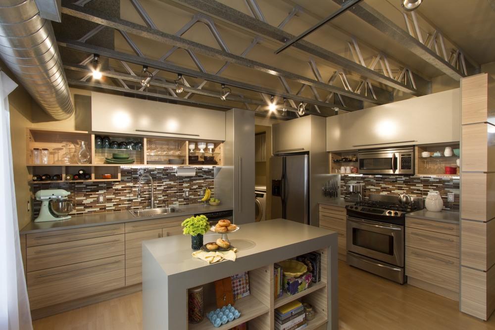 White Ash Kitchen