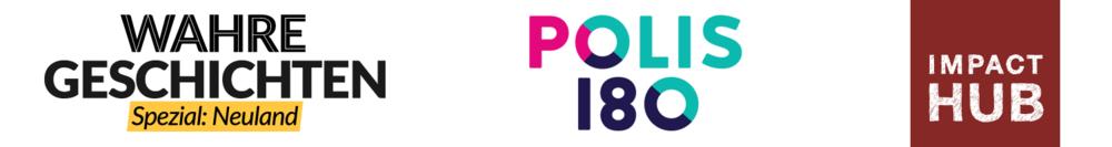 Wahre Geschichten Polis 180 Impact Hub