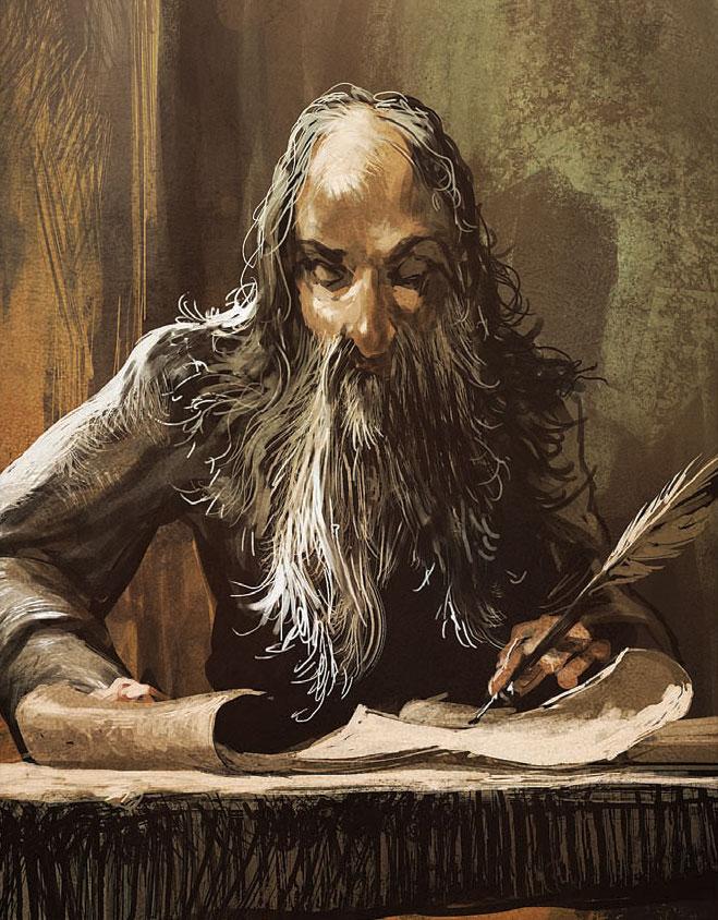 Glóin søn af Groin.