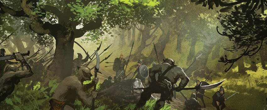 The One Ring Roleplaying Game Review The One Ring