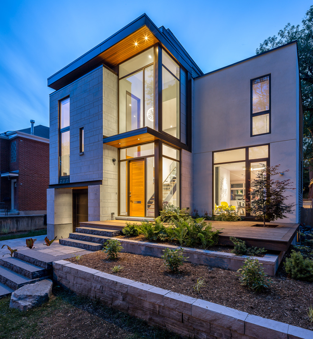 Avenue road flynn architect for Residential architect