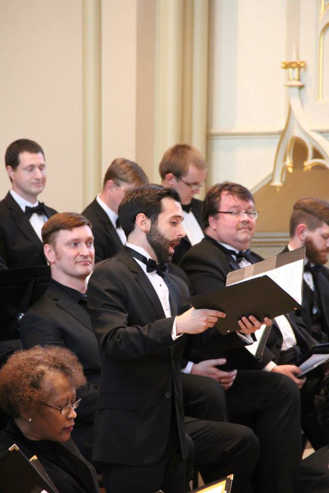 Photo courtesy of Bach Collegium-Fort Wayne