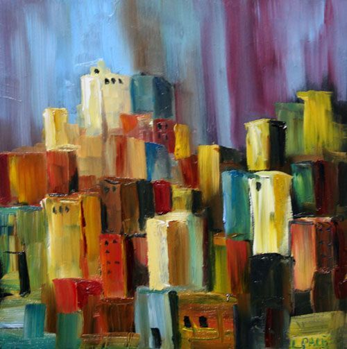 City Blocks 2006 Laurie Pace