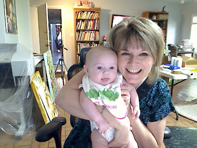 Lady L and Oma 2009