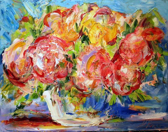 Rose Bowl by Laurie Pace © 2010