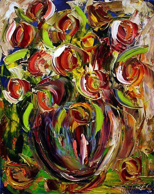 A Dozen Roses @2006 Laurie Pace