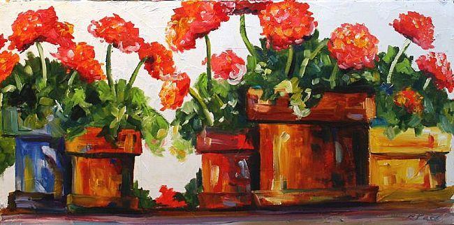 Bobbie Jean's Pots © 2005 Laurie Pace