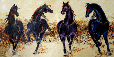 Arabian Gold © 2012 Laurie Pace