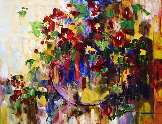 Pot of Colors © Laurie Pace 2008