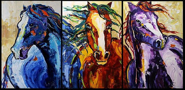 The Power of Three © Laurie Pace 2007