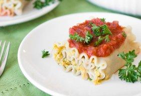Butternut Squash Lasagna Roll-Ups