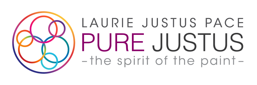 Laurie Justus Pace  Pure Justus Collection  The Spirit of the Paint.jpg