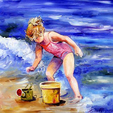 Sandcastles © Laurie Pace 2007