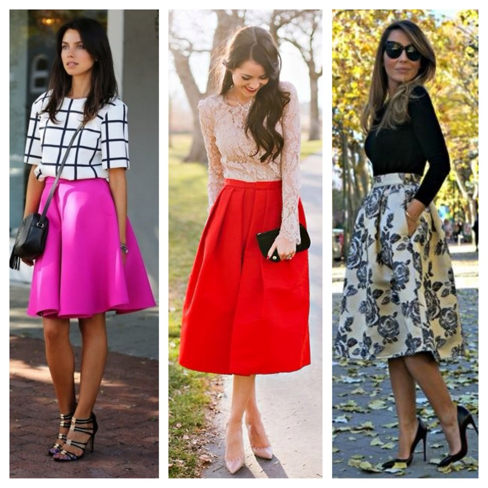 How to:: Wear Midi Skirts — Kelsey's Closet