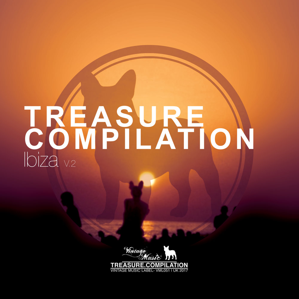 TREASURE COMPILATION - Vintage Music Label proudly presets a compilation to warm your soul, bringing to you some tunes filled with happiness. Lets celebrate the sun with our Treasures tunes IBIZA v.2.Artwork: DPJ-DesignerMastering: VML Studio