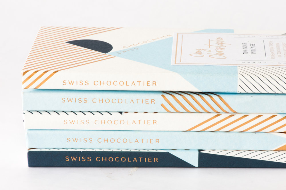 Handcrafted Chocolate Bars - Introducing our new line of 5 handcrafted chocolate bars made with carefully selected ingredients in the Swiss tradition in small batches in Burnaby, BC.